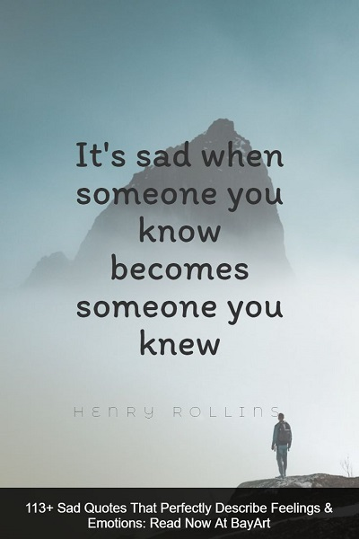 most profound sadness quotes