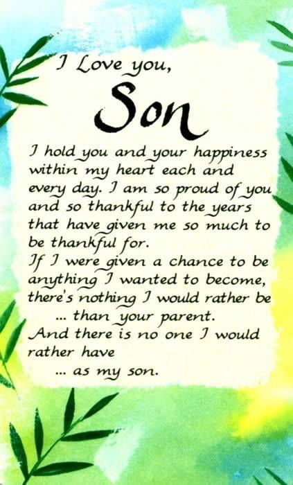 70 Mother Son Quotes To Show How Much He Means To You Bayart