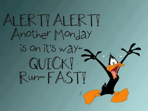 quotes about monday