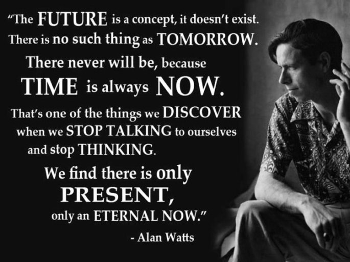 alan watts quotes life is not a journey