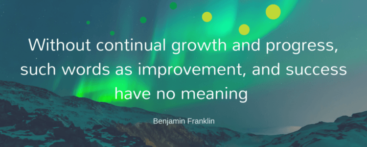 growth and progress quotes