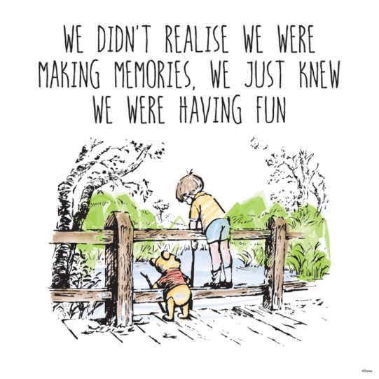 memorable winnie the pooh friendship quotes