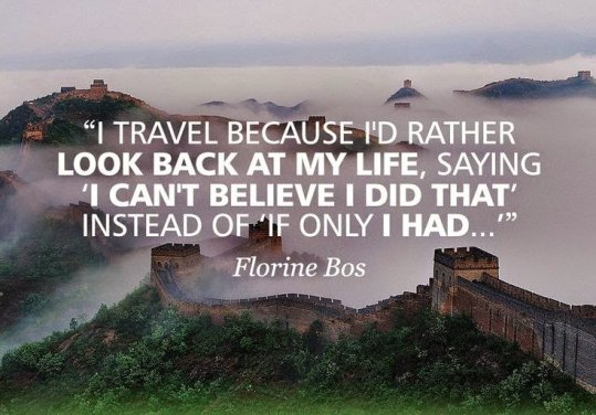 travel sayings