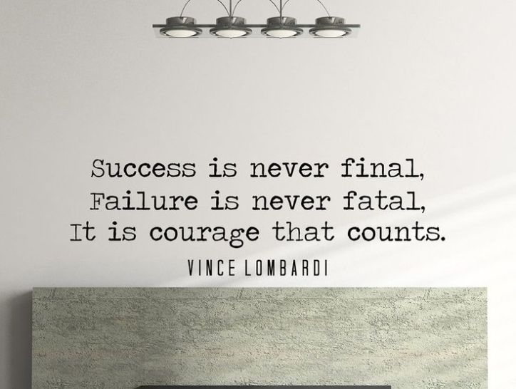 vince lombardi quotes about success