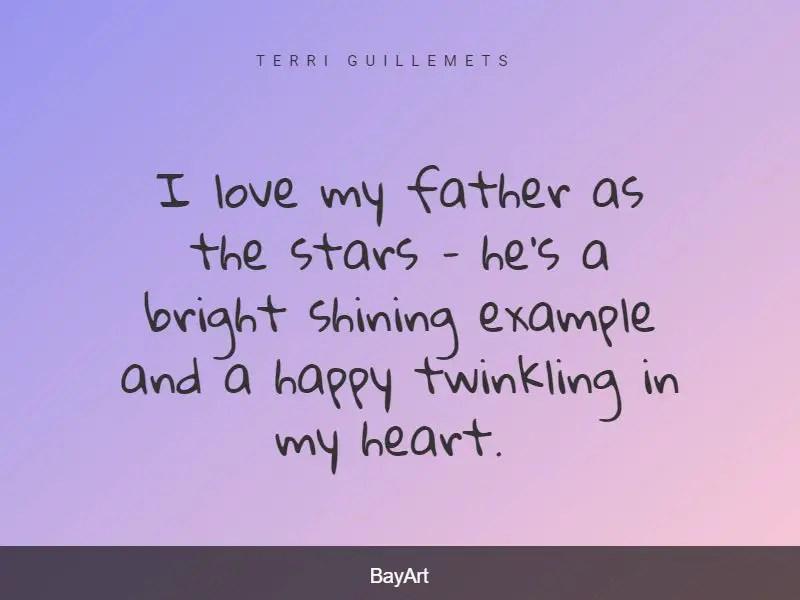 dad daughter quotes