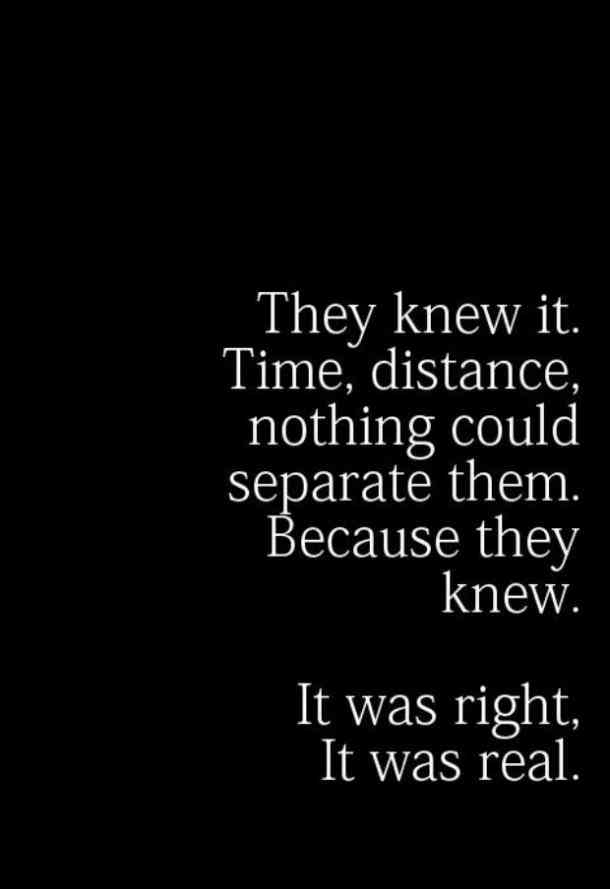 long distance relationship positive quotes