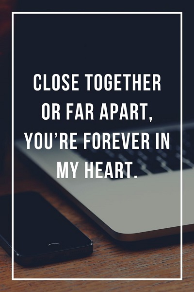 most inspirational long distance relationships quotes