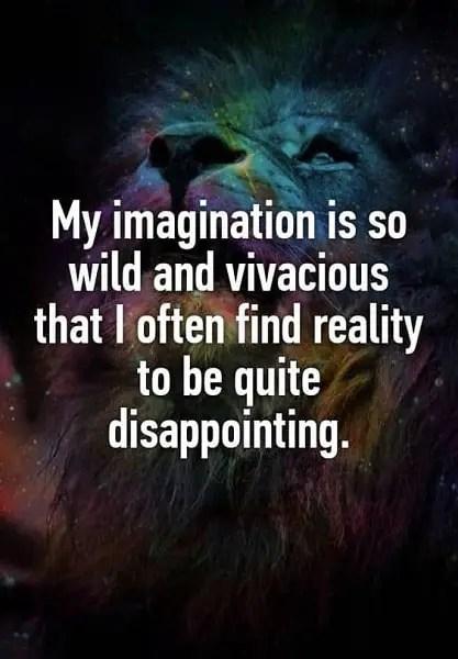 my world of imagination
