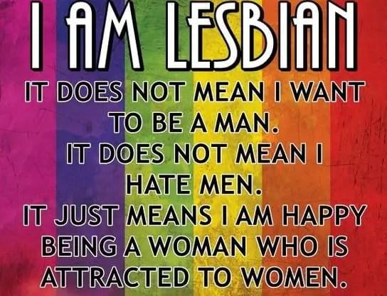 im lesbian quotes