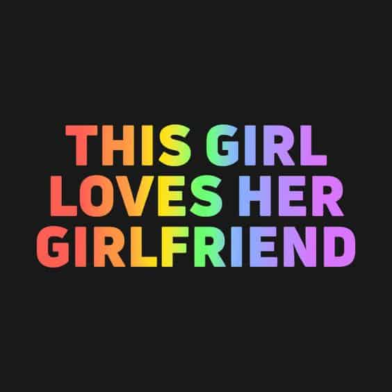 lesbian quotes for your girlfriend