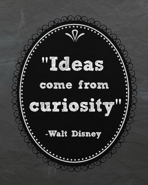 quotes on curiosity