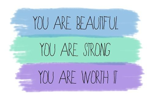 you are a beautiful person inside and out quotes