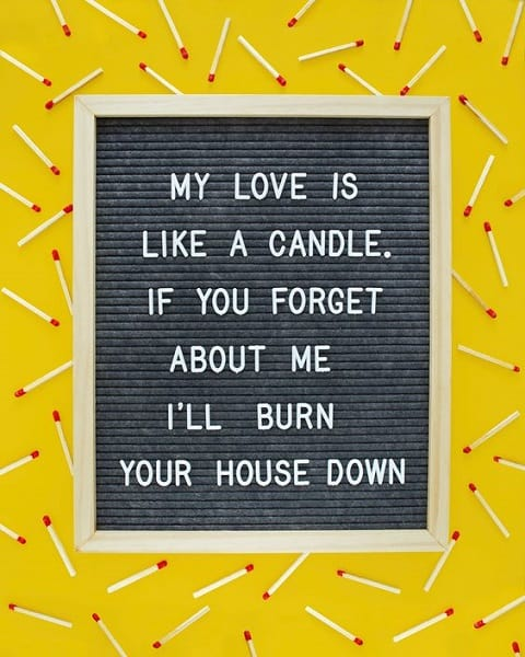 funny love you quotes for him