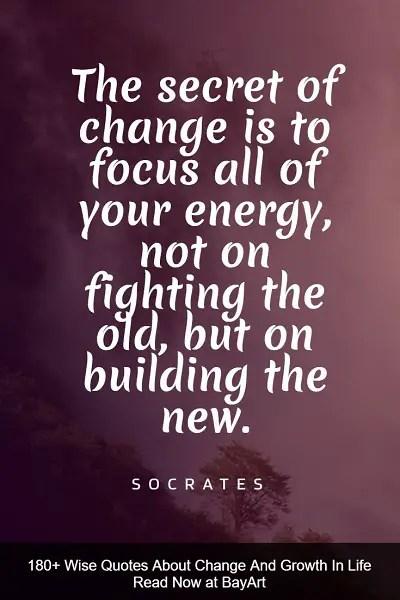 inspiring change sayings