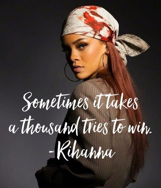 120+ EXCLUSIVE Rihanna Quotes For Real You - BayArt