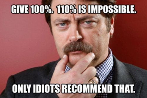 ron swanson quotes pictures
