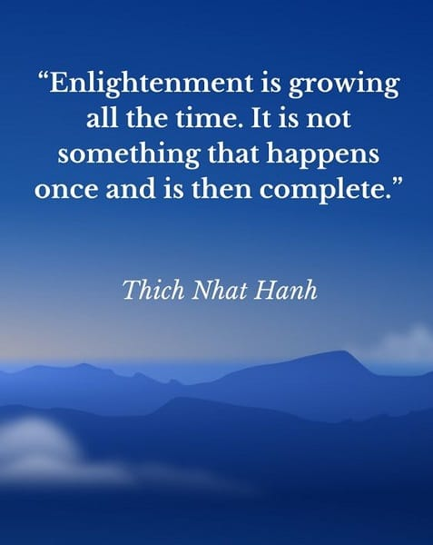 thich nhat hanh sayings with pics