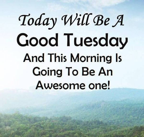 tuesday quotes and sayings