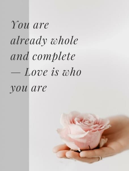 unconditional love quotes pictures