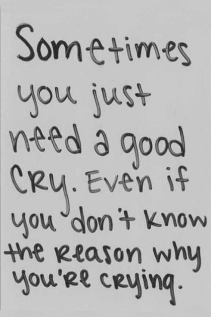 crying quotes images