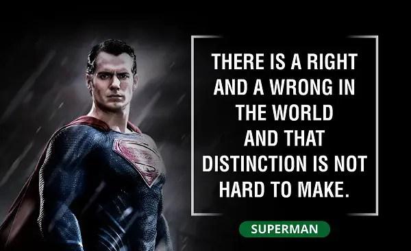 epic superman movie quotes inspirational