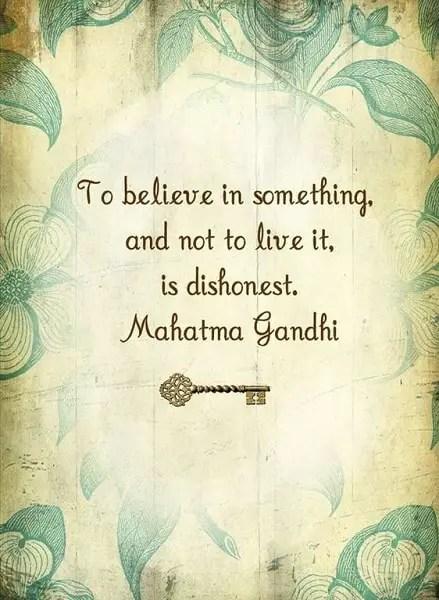 inspirational gandhi quotes