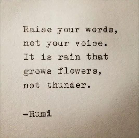 rumi quotes life