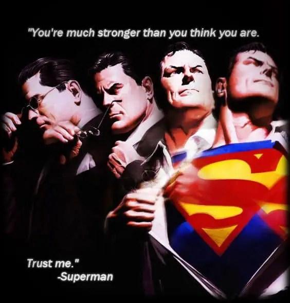 superman motivational quotes
