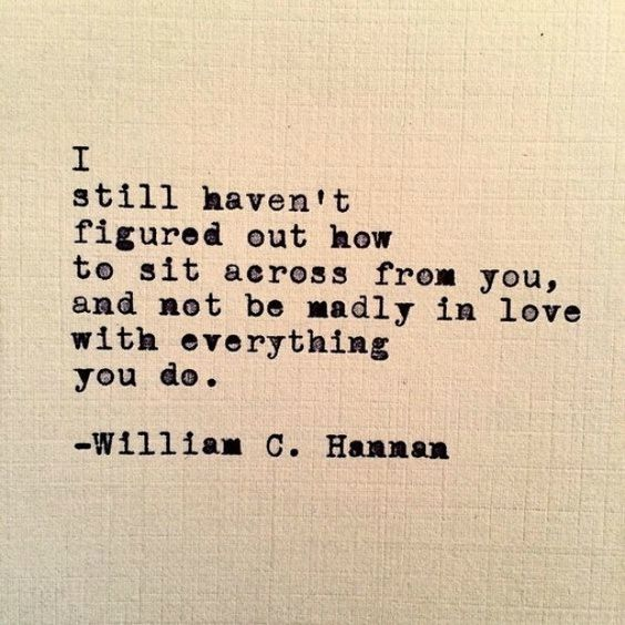 about being in love quotes