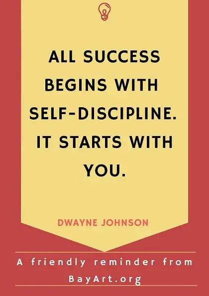 dwayne johnson motivational quotes
