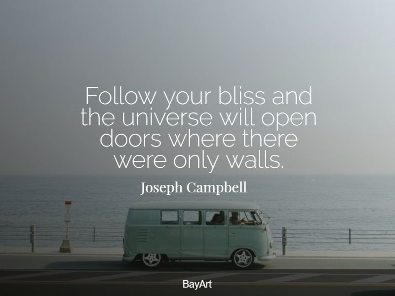 inspirational bliss quotes