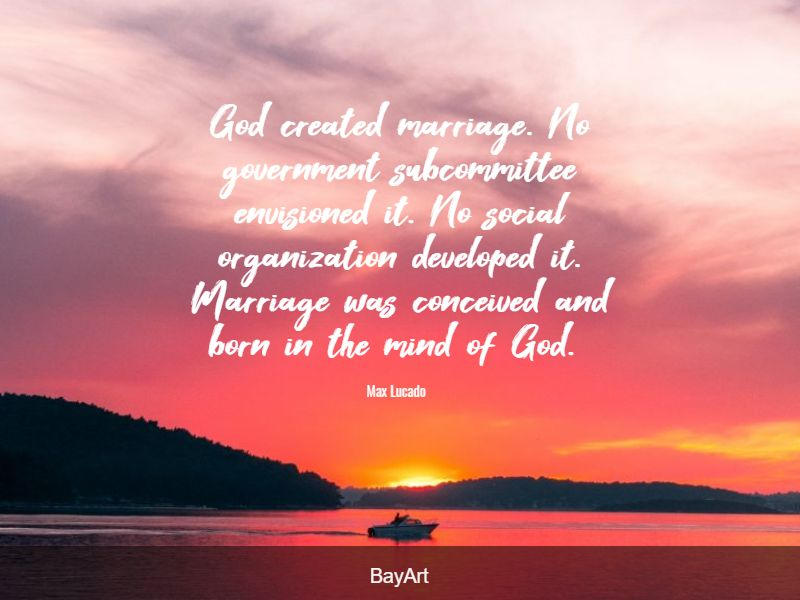 quotes about christian marriage