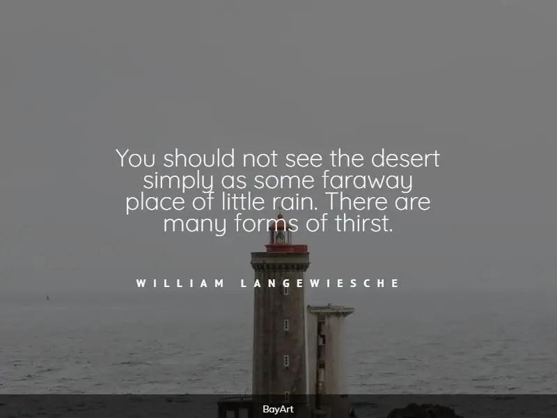 greatest desert quotes