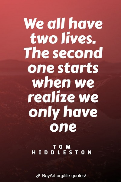most famous life quotes