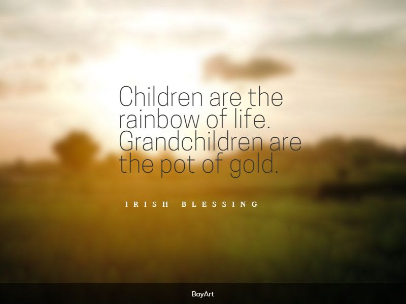 popular grandchildren quotes