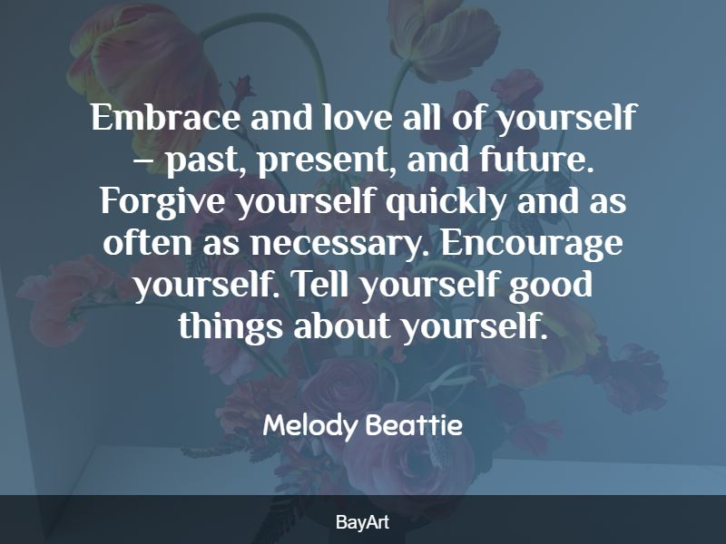 famous forgive yourself quotes