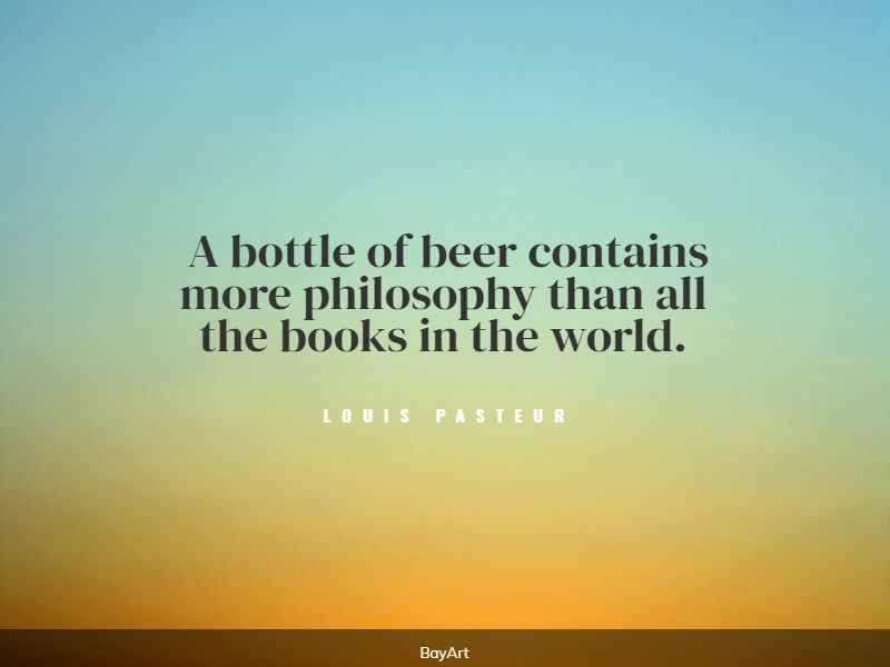 funniest beer quotes