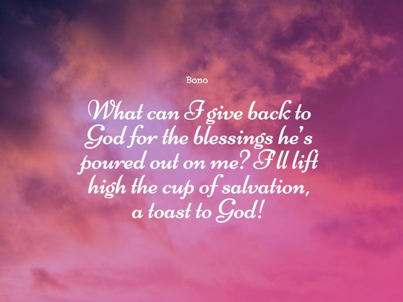 best god blessing quotes