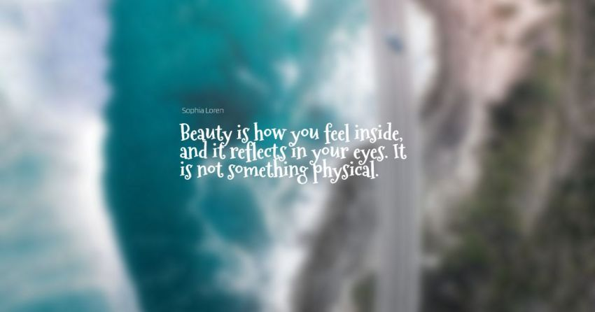 feeling beautiful quotes