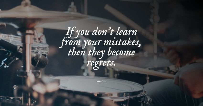 learning from mistakes quotes