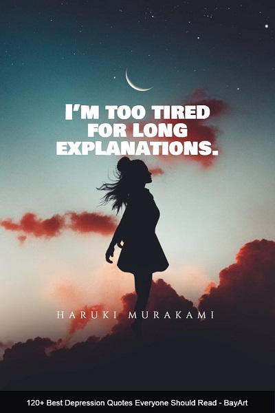 uplifting quotes about depression