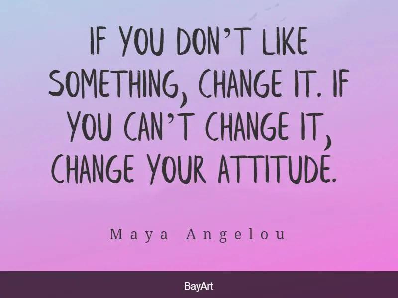 most popular attitude quotes