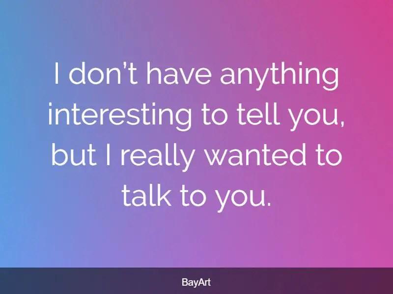 cute flirty text messages