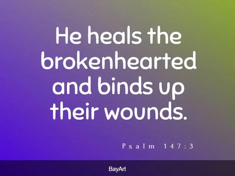 inspirational Bible verses for comfort