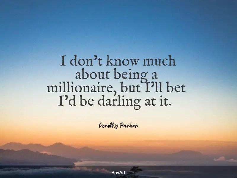 empowering millionaire quotes