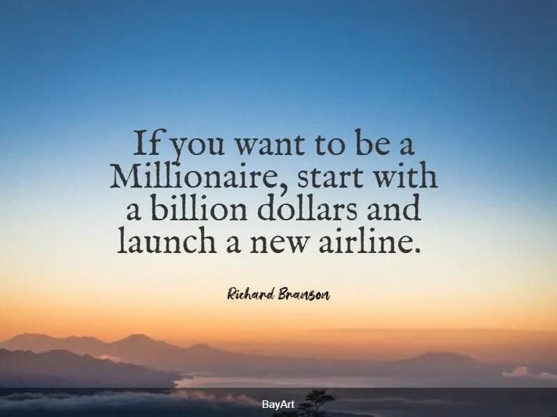 popular millionaire quotes