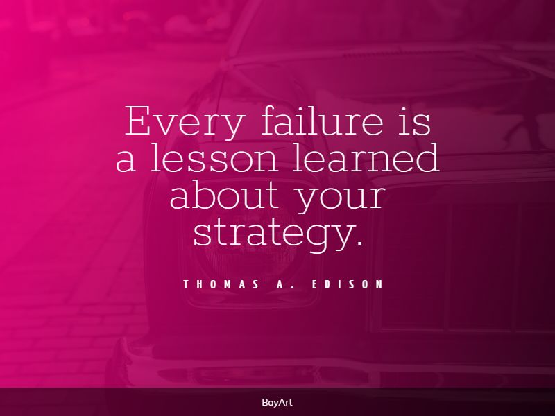 greatest lesson learned quotes