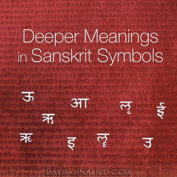 Deeper Meanings Of Sanskrit Writing Symbols Baybayin Alive