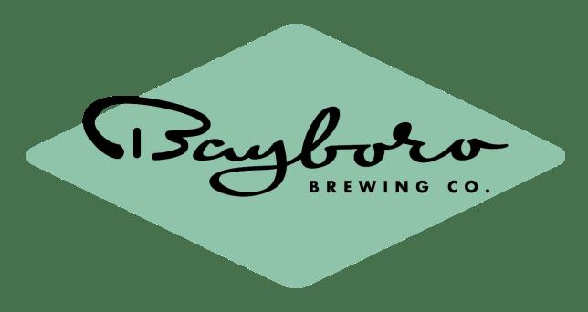 Bayboro Brewing Script Logo