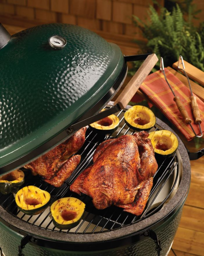 Tips To Cooking Thanksgiving Turkey On The Big Green Egg
